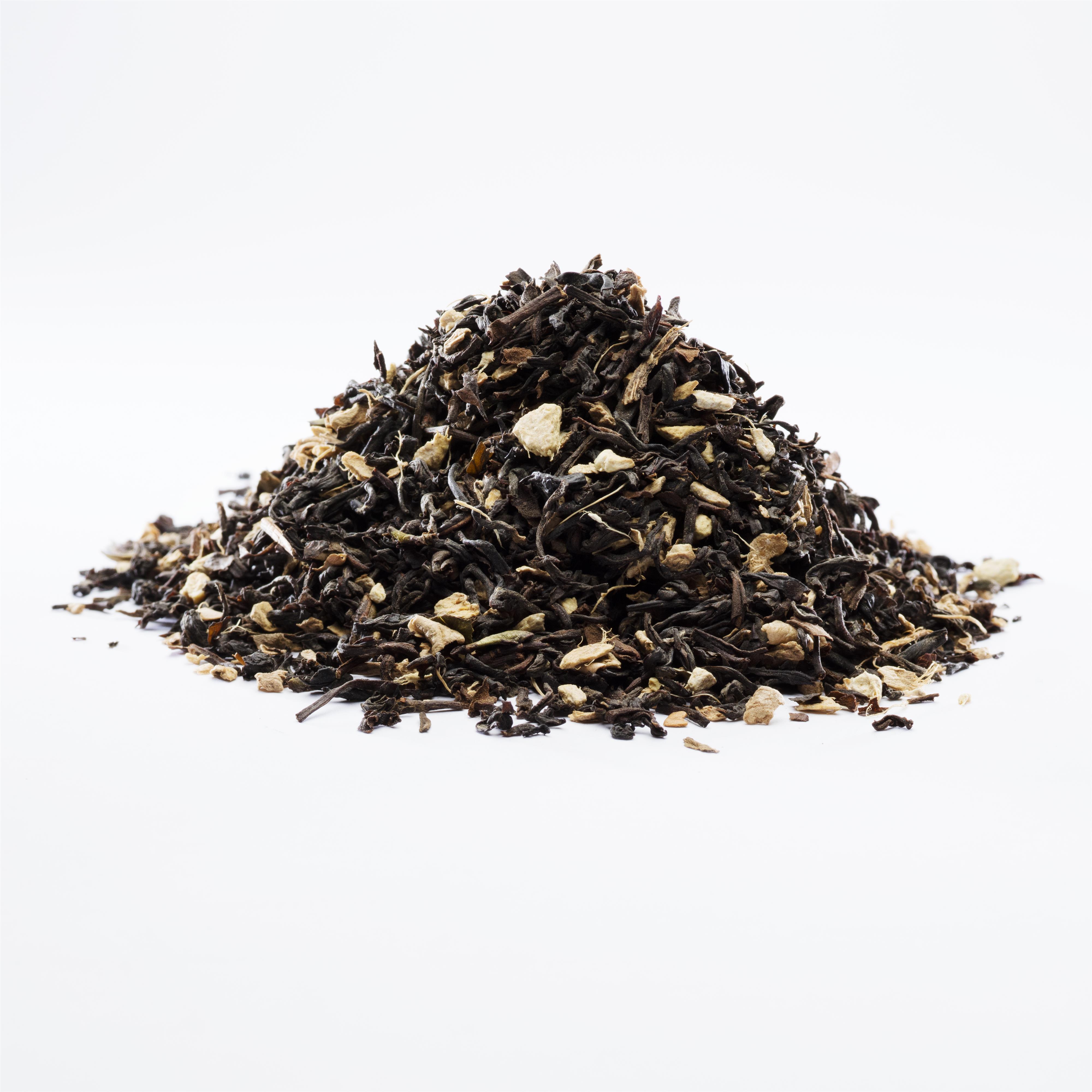 Ingefær Te, Økologisk