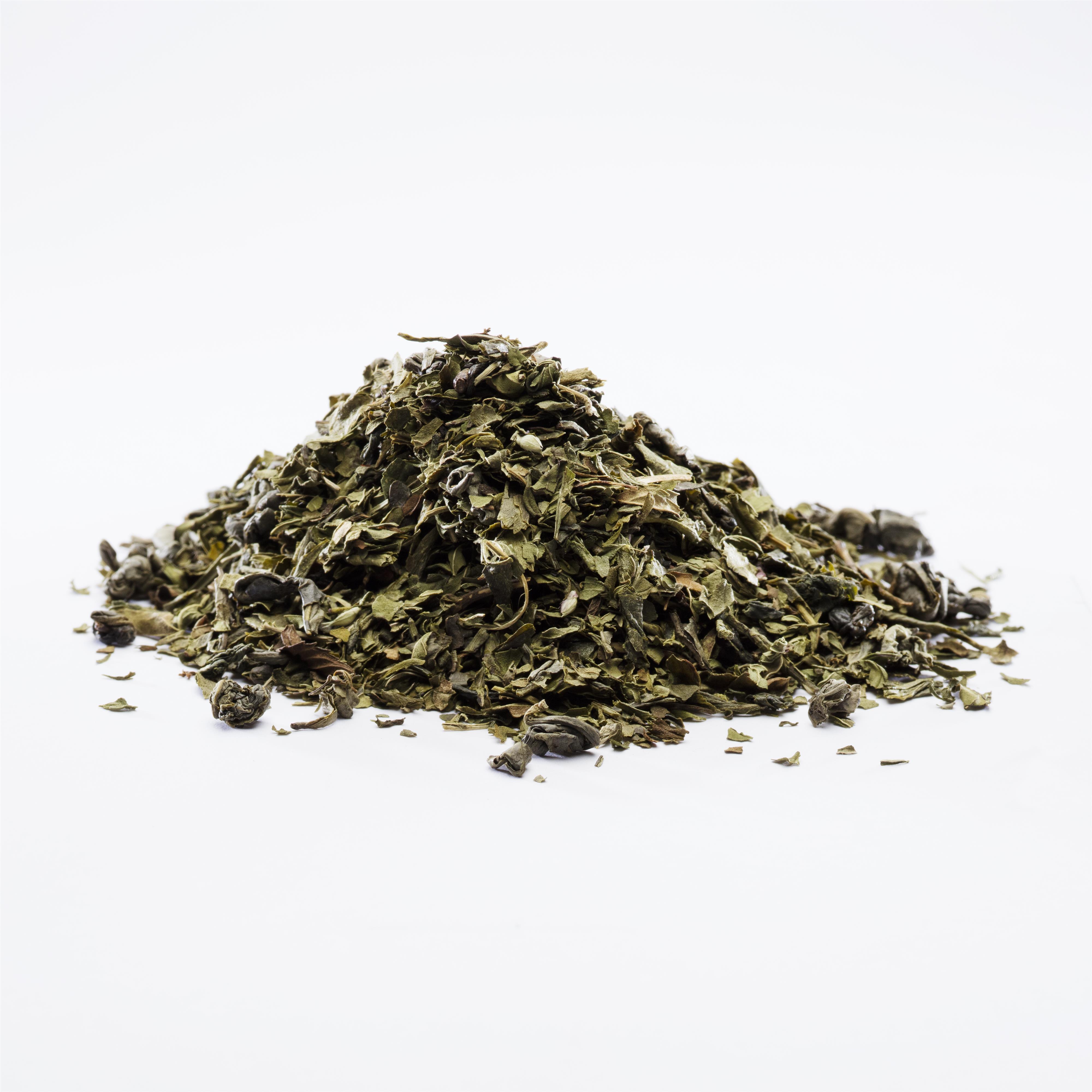 Grøn Mynte te. Økologisk