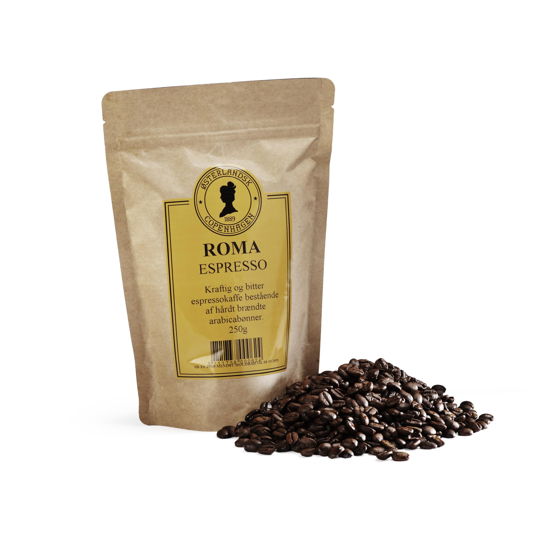 Roma Espresso kaffe 250g