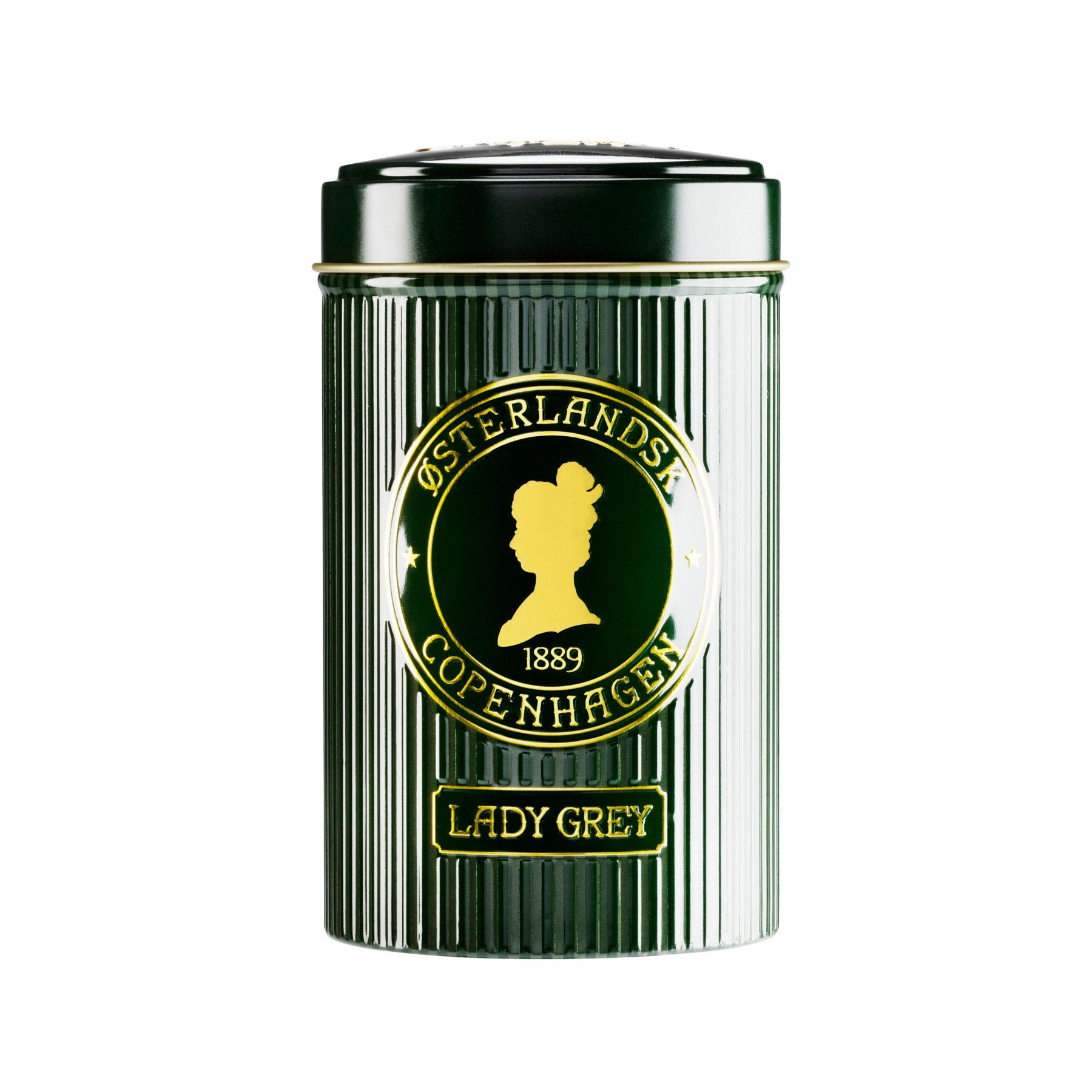 Lady Grey Te, økologisk 125g