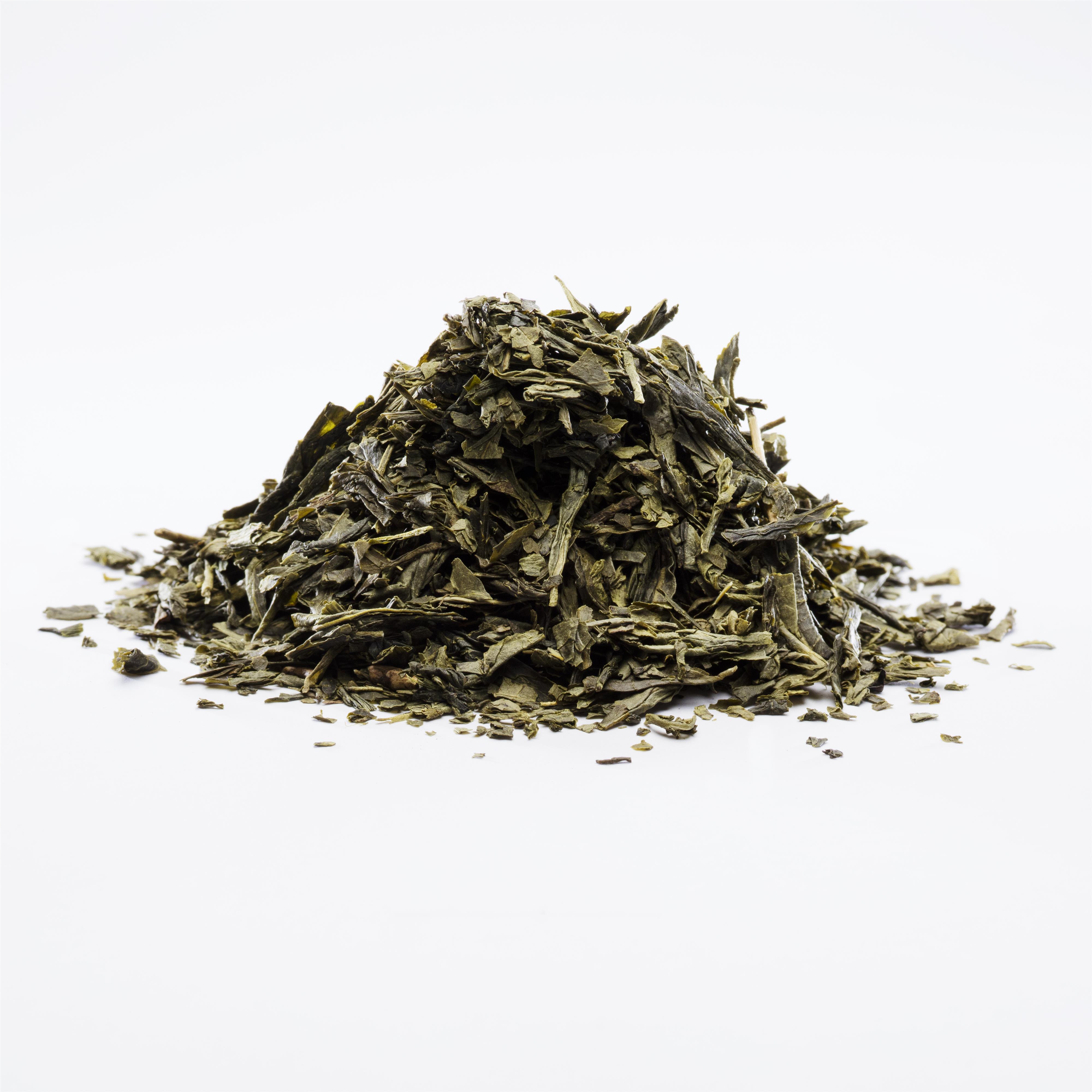 Earl Green Sencha Te, Økologisk
