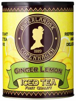 Iced Tea Ginger 2,5 kg Can