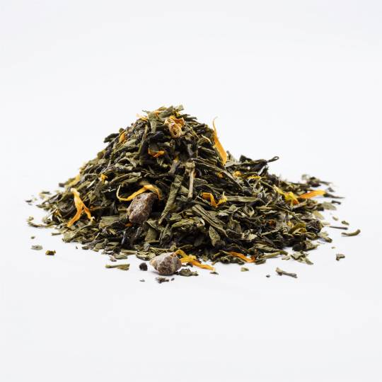 Grøn Pære Te, økologisk