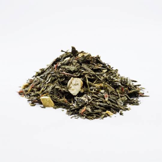 Grøn Ginseng Te m. Lemon