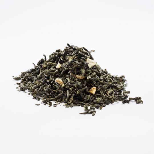 Grøn Lemon Te, økologisk