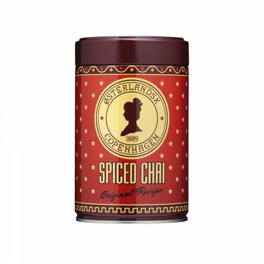 Spiced Chai, 400g