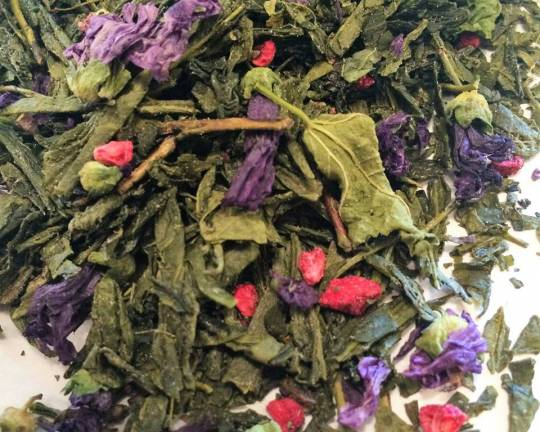 Grøn Kombucha Te