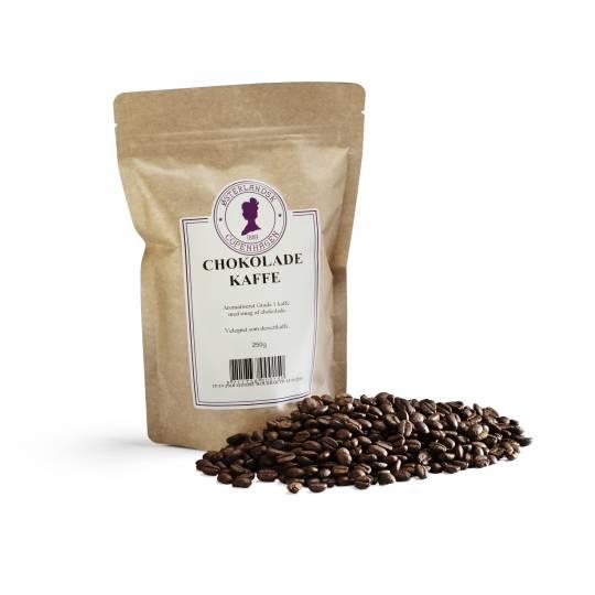 Chokolade kaffe 250g