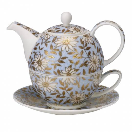 Tea For One - Aqua