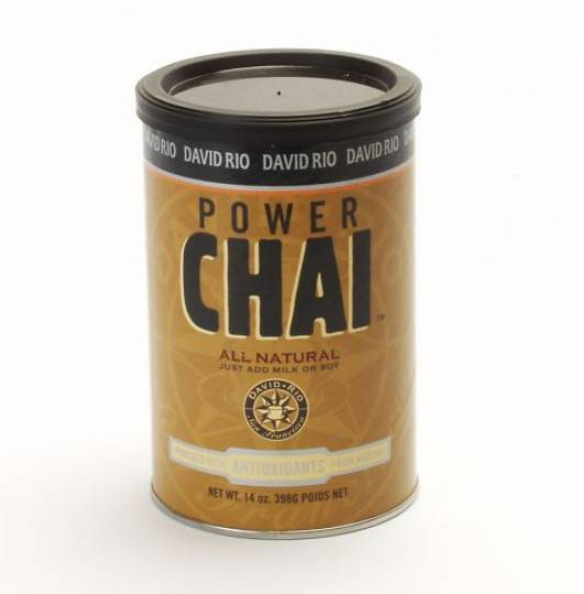 Power Chai med Matcha, netto 398 g