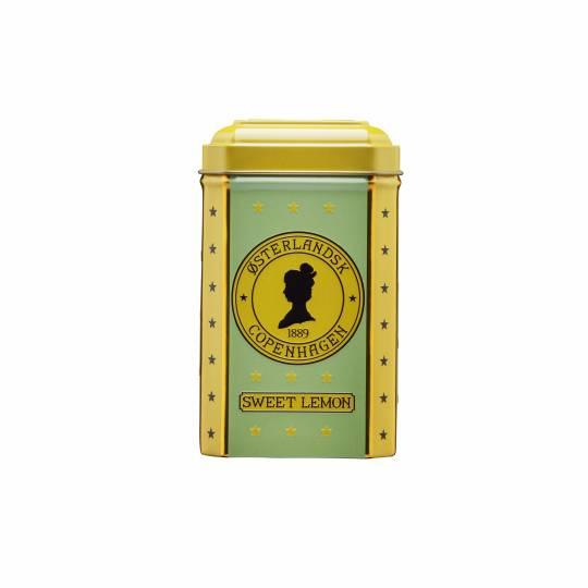 Sweet Lemon Te - 12 stk. pyramidetebreve