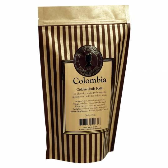 Colombia Golden Huila kaffe 250g