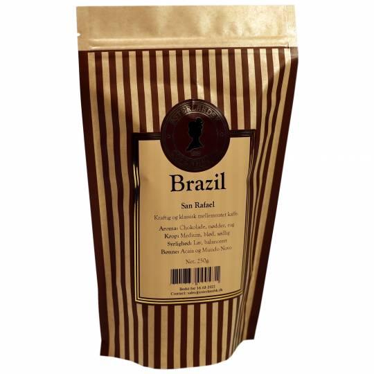 Brazil San Rafael Kaffe 250g