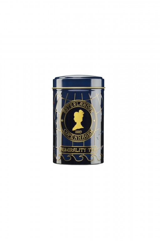 Admirality Tea, 125g can