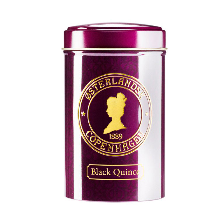 Black Quince Tea, 125g can