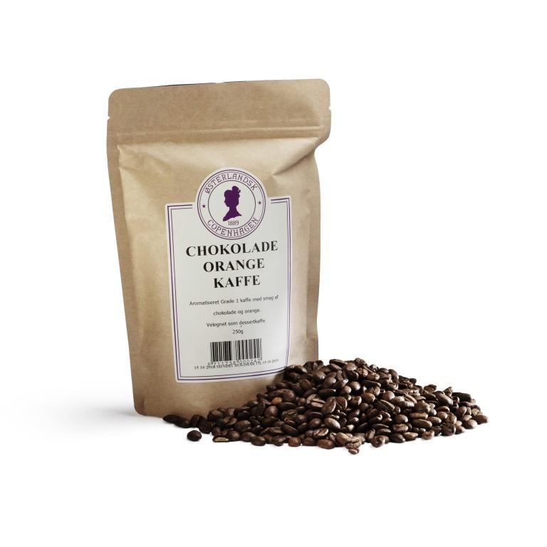 Choko/Orange kaffe 250g