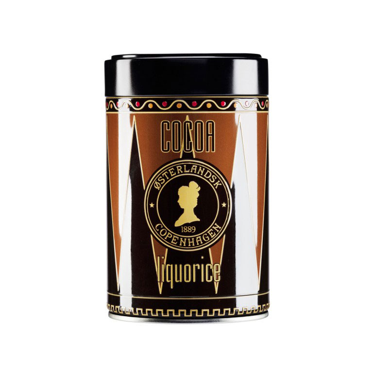 Cocoa Liquorice, 400g can