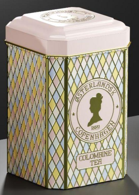 Colombine Tea - 12 stk. pyramidethebreve