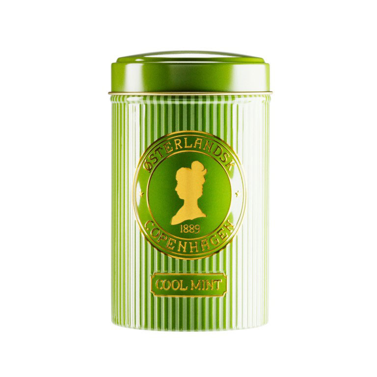 Cool Mint Tea, 125g can