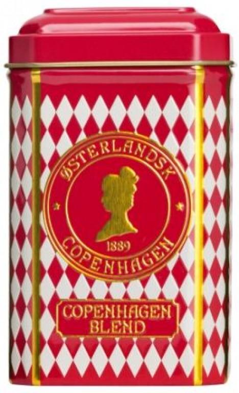 Copenhagen Blend - 12 stk. pyramidetebreve