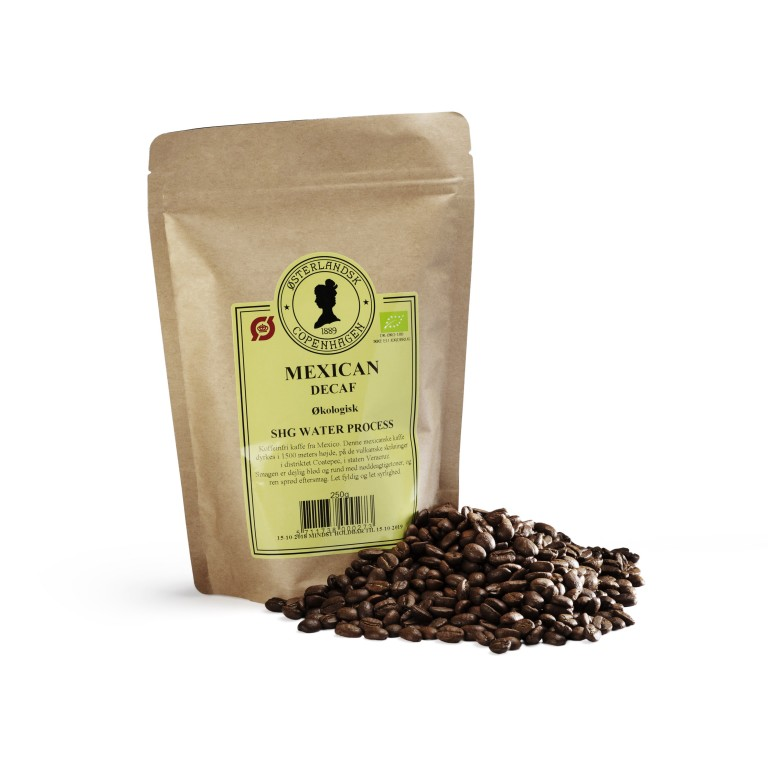 Decaf Mexican SHG 'Coatepec' 250g