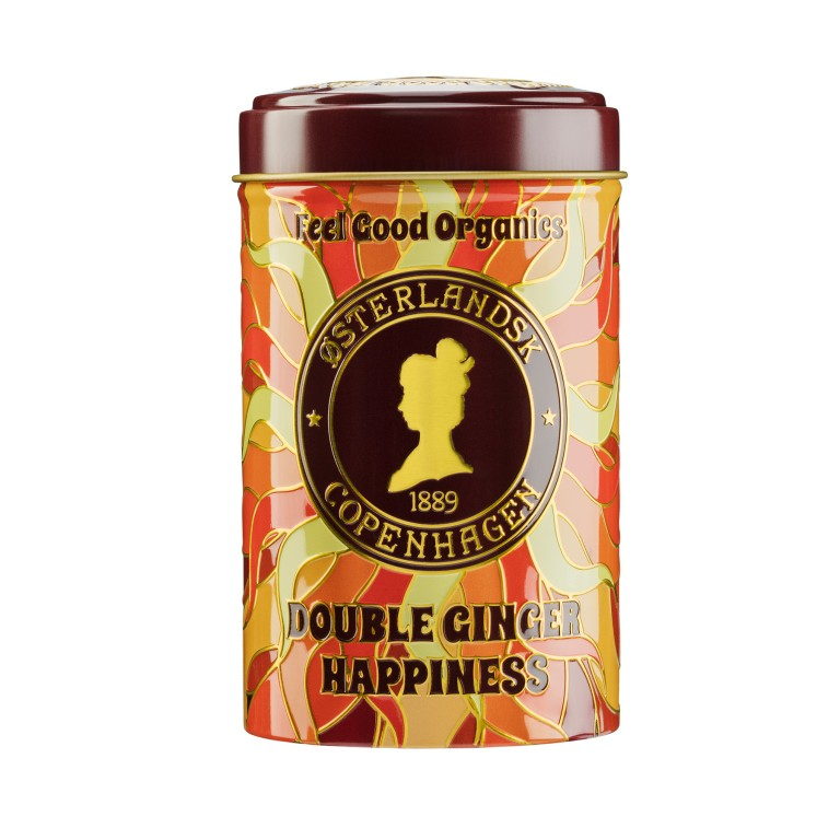 Double Ginger Happiness Organic, 125g can