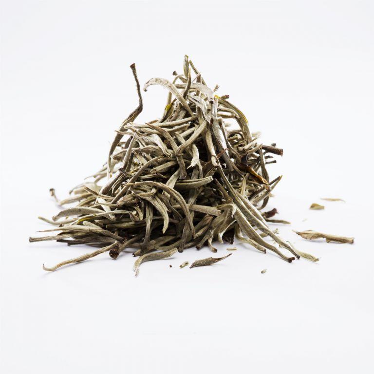 Downy Silver Needle, økologisk