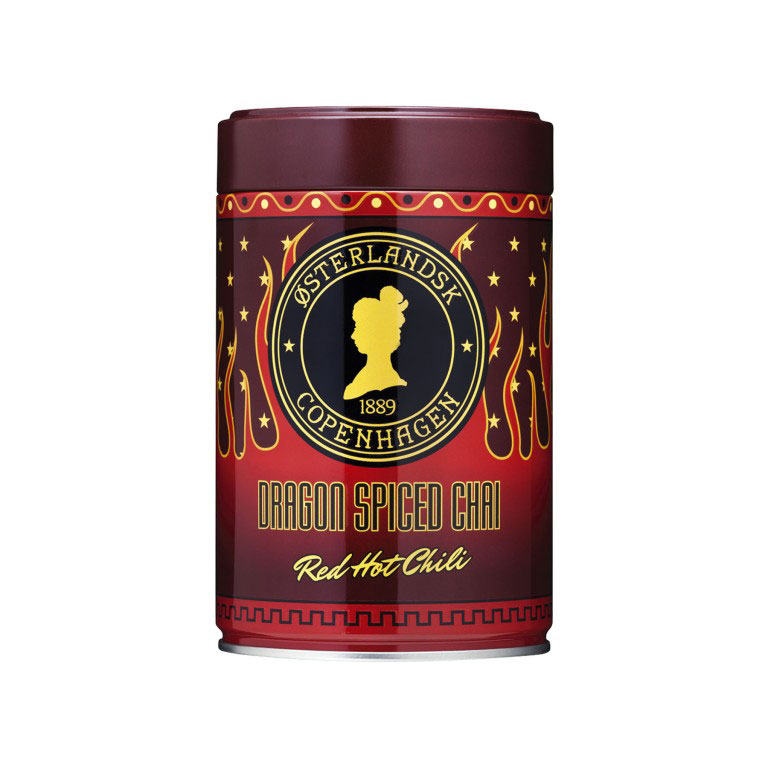 Dragon Spiced Chai, 400g can