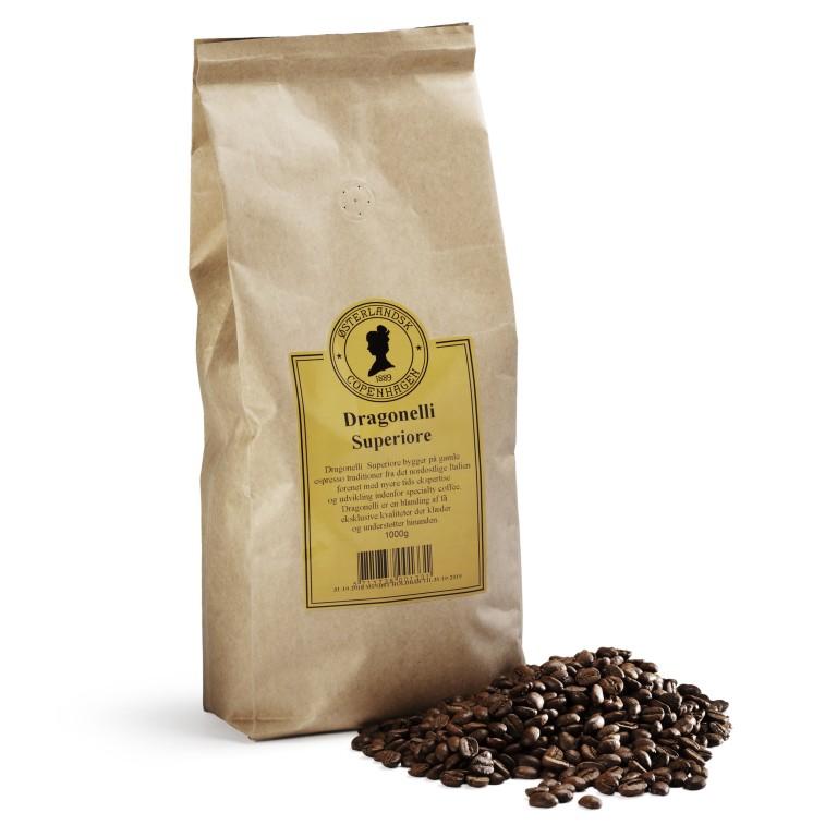 Dragonelli Superiore Arabica Espresso