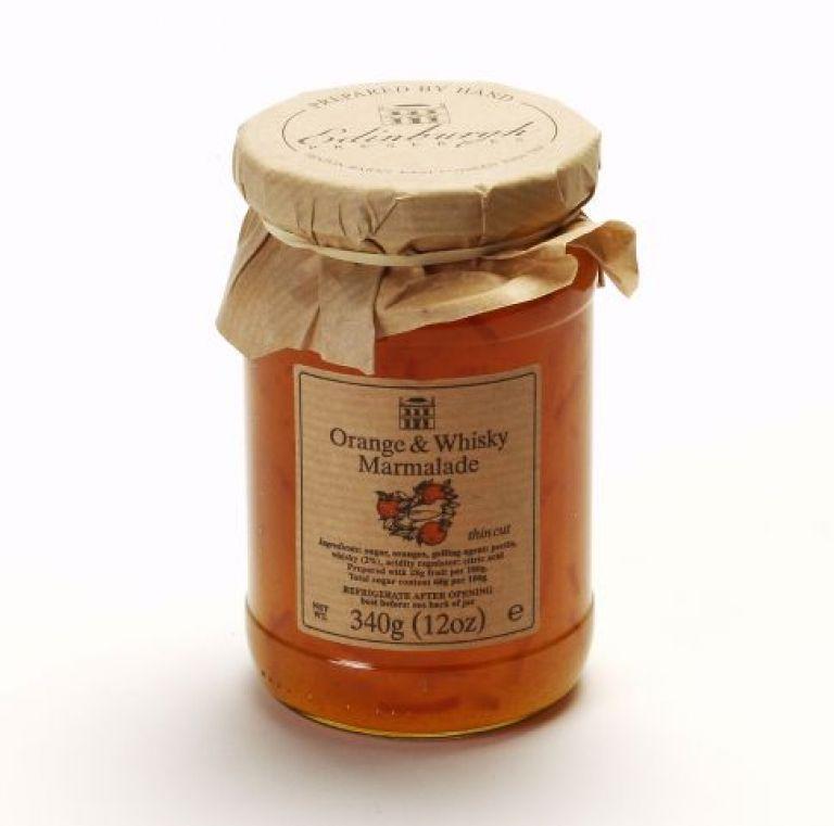 Edinburgh Appelsin Whisky Marmelade