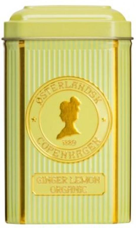 Ginger & Lemon Organic - 12 stk. pyramidetebreve