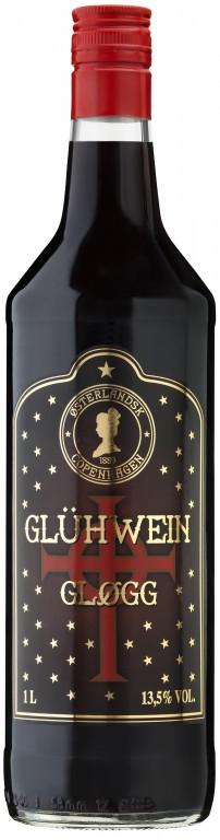 Glühwein/Gløgg 1000 ml.