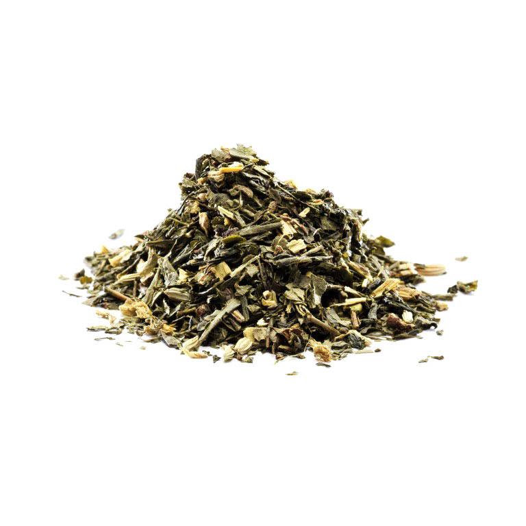 Grøn Lakrids Te