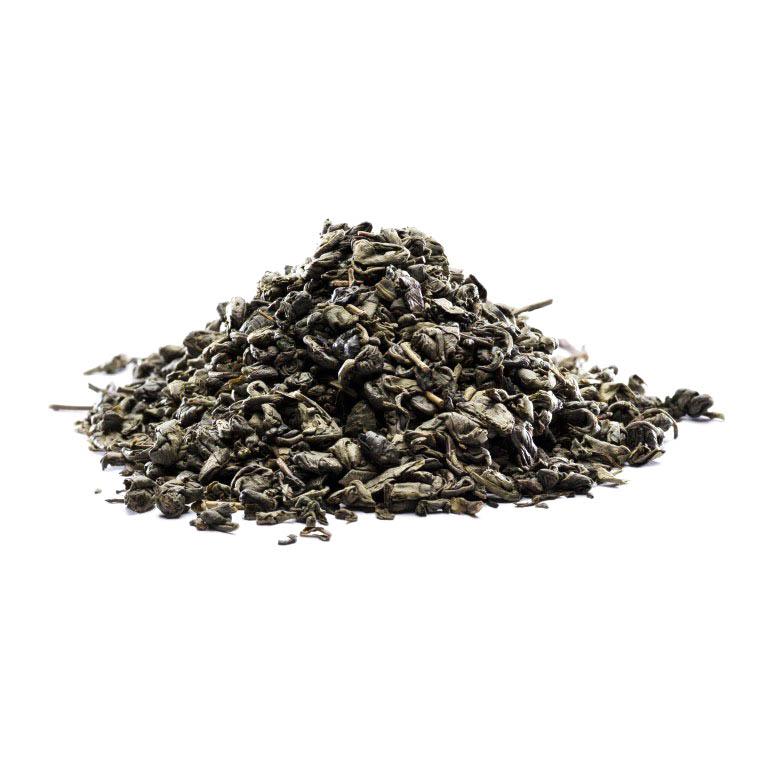 Gunpowder Te, økologisk