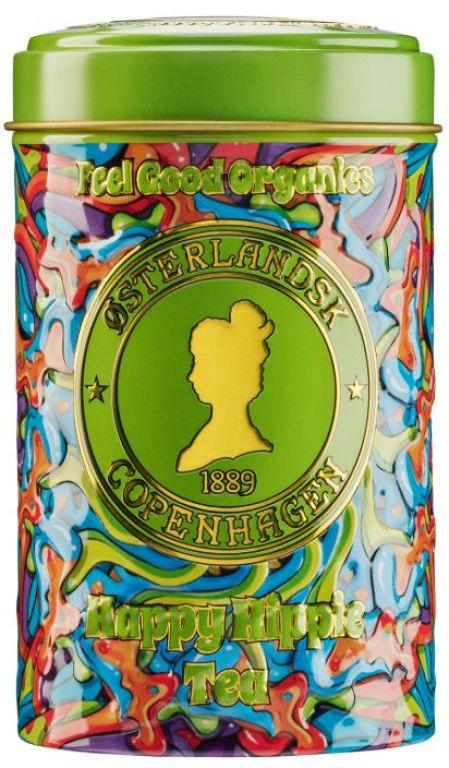 Happy Hippie Te, økologisk 125g