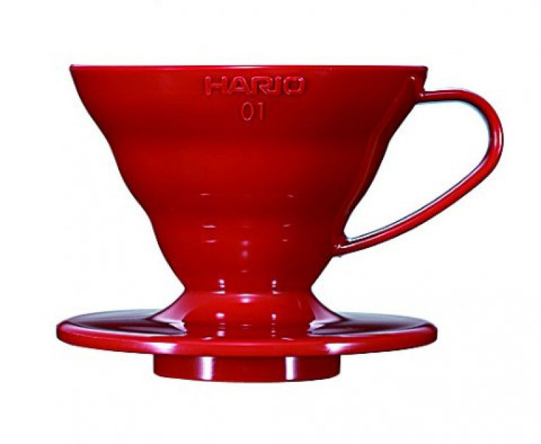 Hario 01 Dripper V60 rød