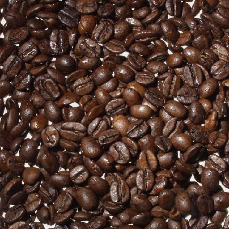 Hasselnød kaffe