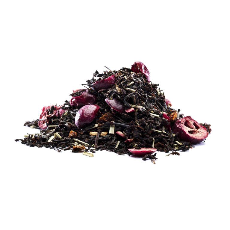 Havtorn & Tranebær Te
