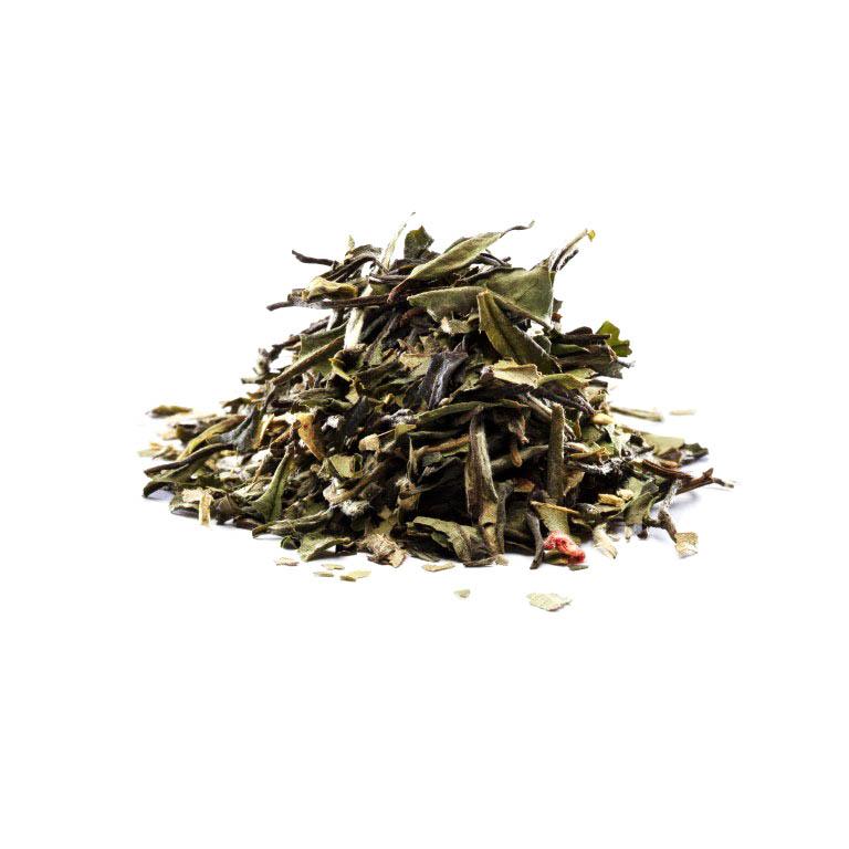 Hvid Forårs te