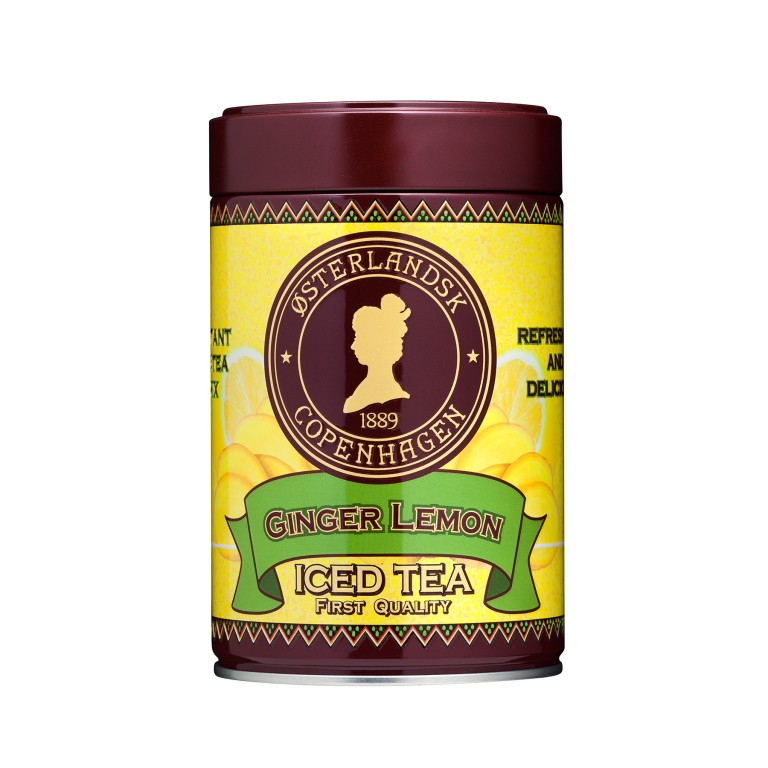 Iced Tea Ginger/Lemon ØTH 1889 500g can
