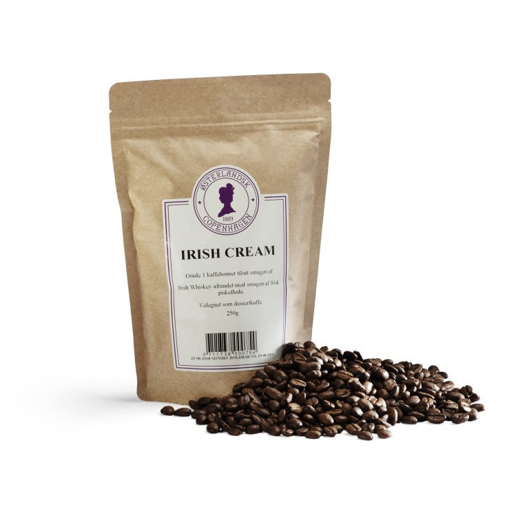 Irish Cream kaffe 250g