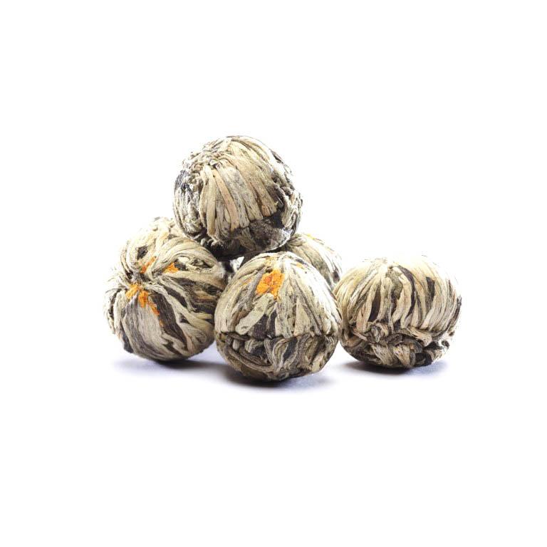 Kinesiske teblomster - Morgenfrue Te