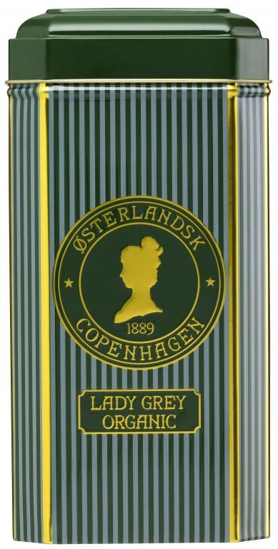 Lady Grey Organic - 75 stk. pyramidetebreve