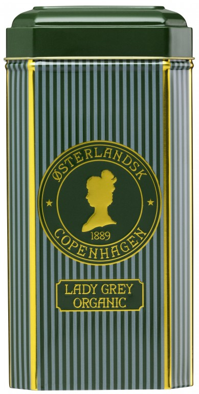 Lady Grey Organic - 75 stk. pyramidethebreve