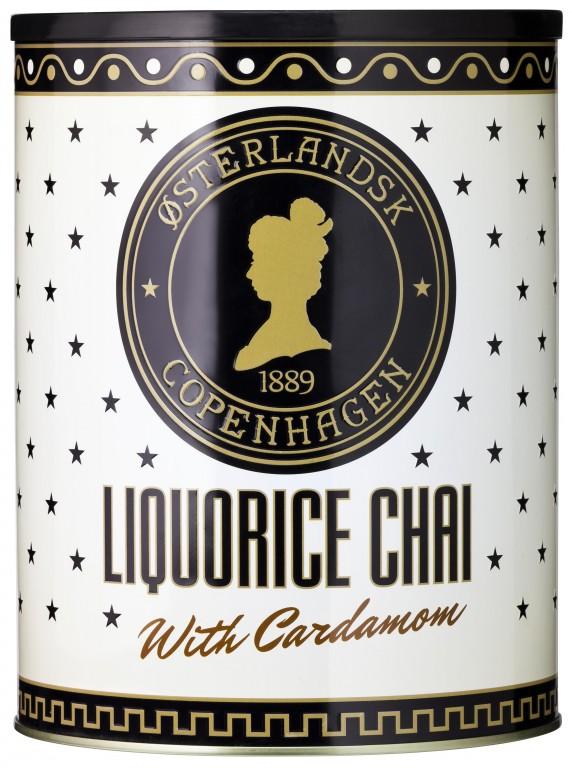 Liqorice Chai 2kg Can