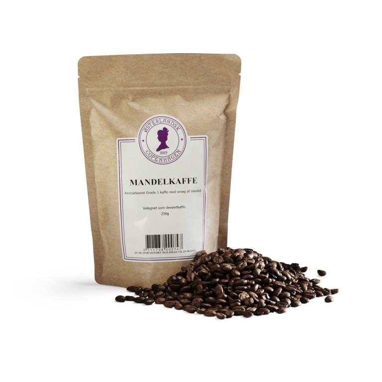 Mandel kaffe 250g