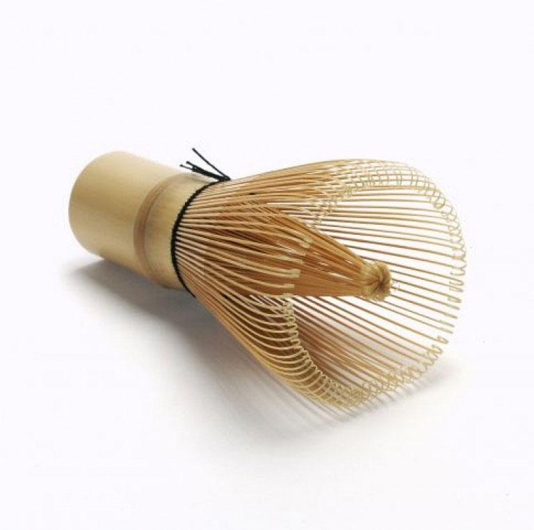 Matcha piskeris i bambus