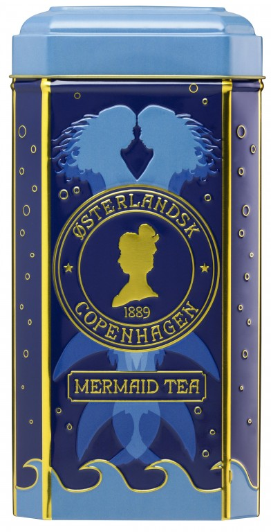 Mermaid Tea - 30 stk. pyramidethebreve