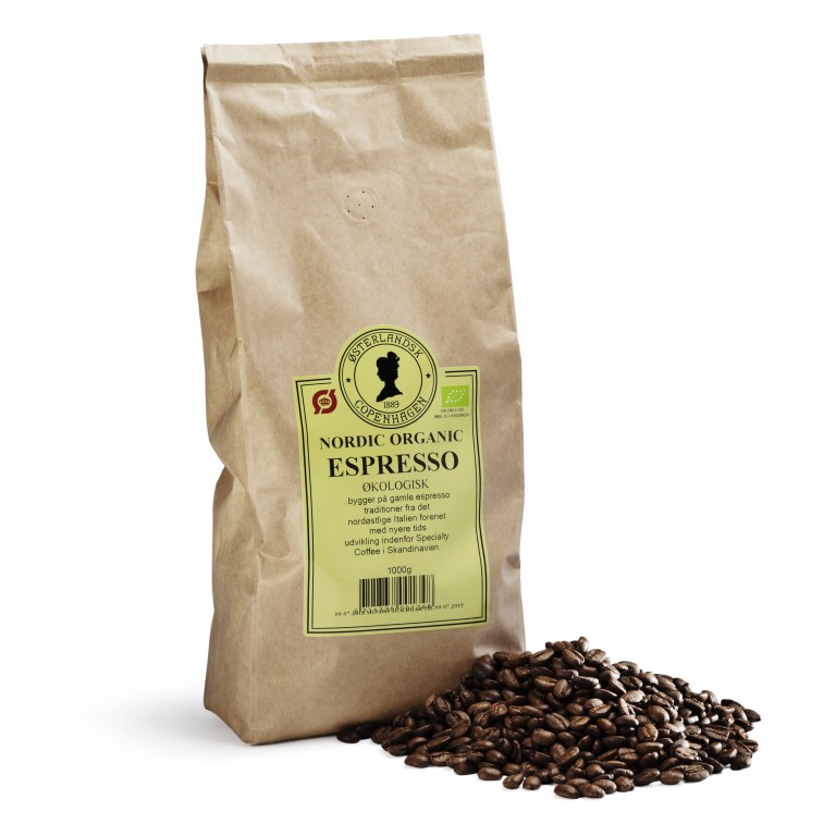 Nordic Organic Espresso