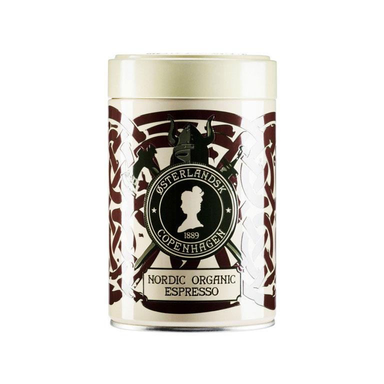 Nordic Organic Espresso, 250g can
